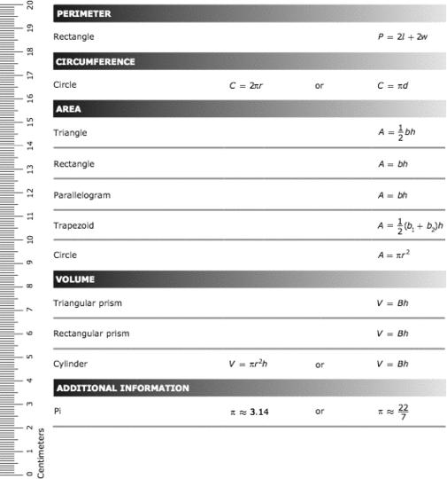 Triand Easy Testing Staar Grade 7 Mathematics